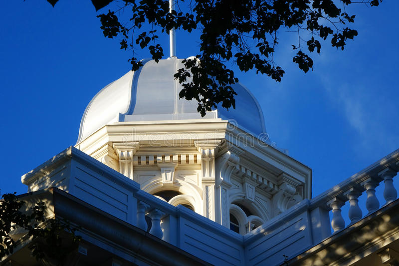 Nevada State Capitol - Carson City stockfoto