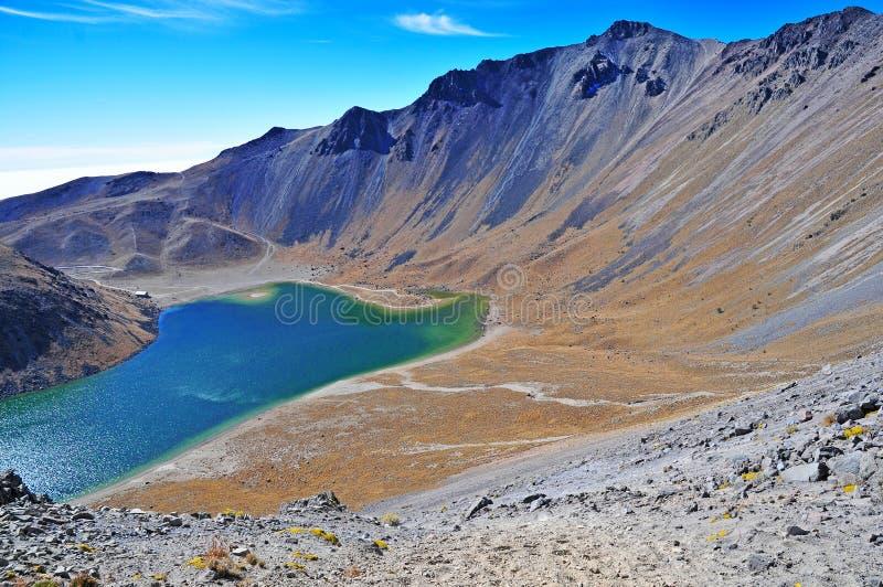 Nevado de Toluca, Μεξικό στοκ εικόνα με δικαίωμα ελεύθερης χρήσης