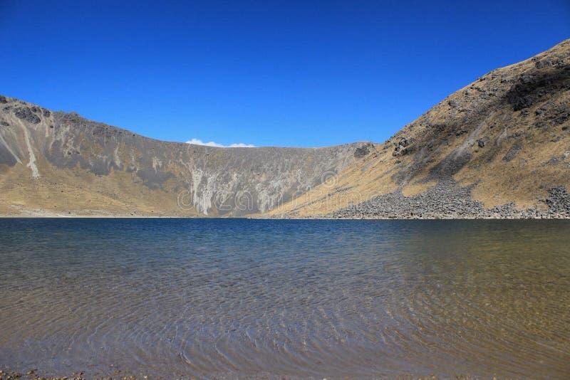 Nevado DE Toluca royalty-vrije stock foto's