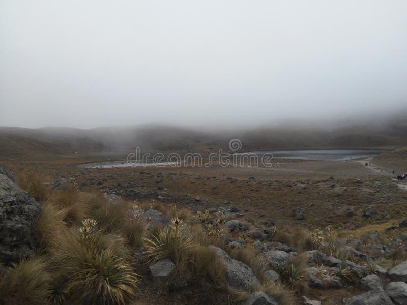 Nevado de Toluca στοκ εικόνες