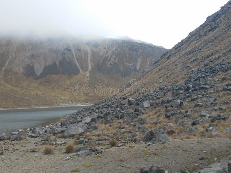 Nevado de Toluca στοκ φωτογραφίες