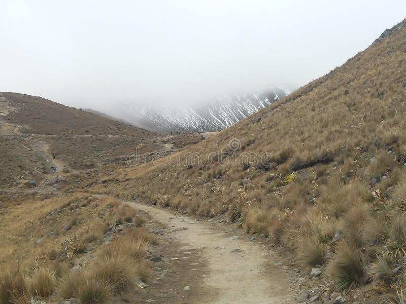 Nevado de Toluca στοκ φωτογραφία με δικαίωμα ελεύθερης χρήσης