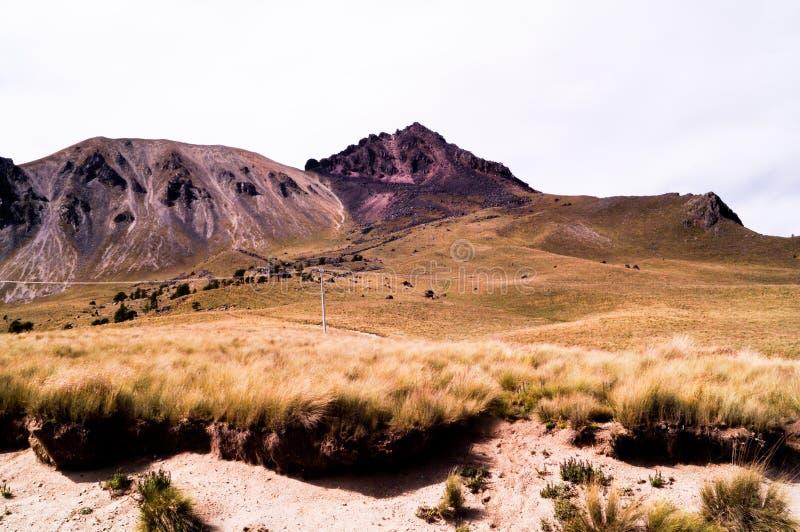 Nevado de Toluca, México στοκ φωτογραφίες