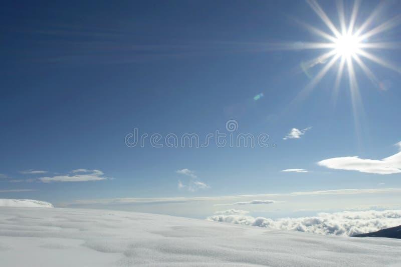 Download Neve immagine stock. Immagine di zona, collina, bello - 3883395
