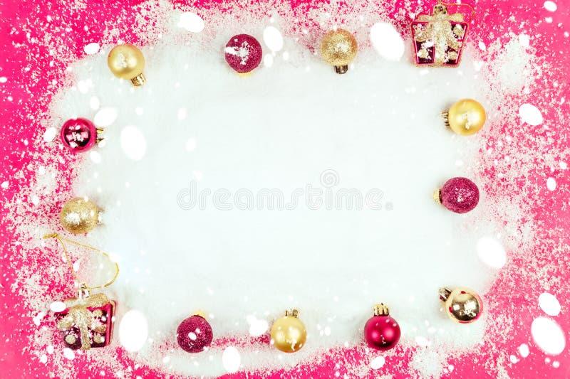 A neve do quadro faz sente o frio O ideal é usado como a ilustração, ou o p foto de stock