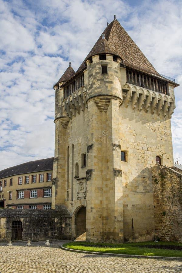 Nevers, Bourgogne, Frankrijk royalty-vrije stock afbeeldingen