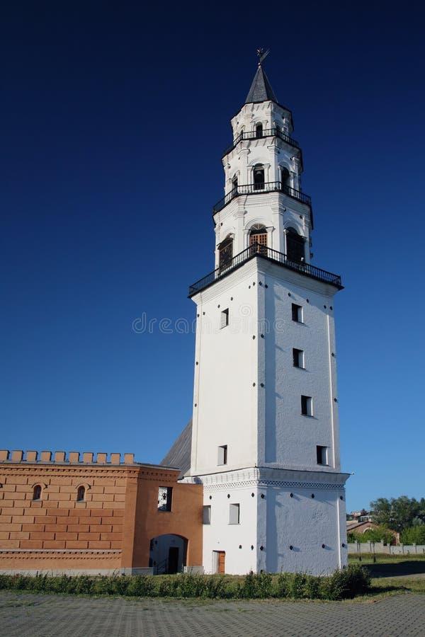 Download Nevjansky Falling Tower Of XVIII Century Royalty Free Stock Photos - Image: 22453608