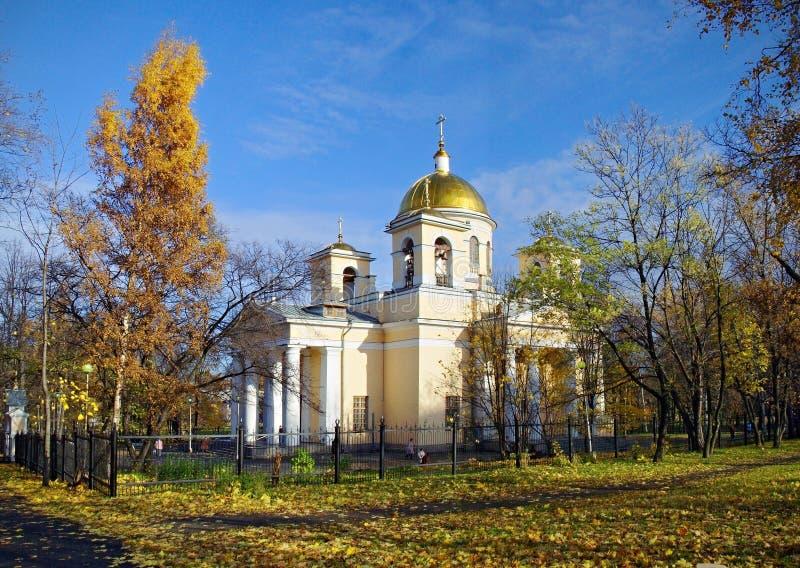 nevsky alexander domkyrka arkivfoto