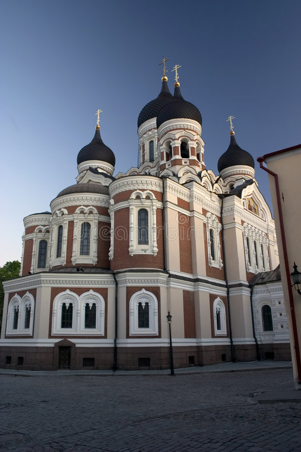 Download Nevsky Cathedral Royalty Free Stock Photography - Image: 190487