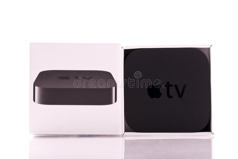 Download New 2010 Apple TV editorial photo. Image of rent, account - 18693076