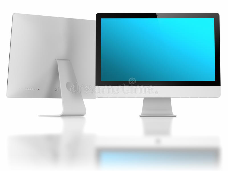 New  All-In-On PC Super Slim 5mm display