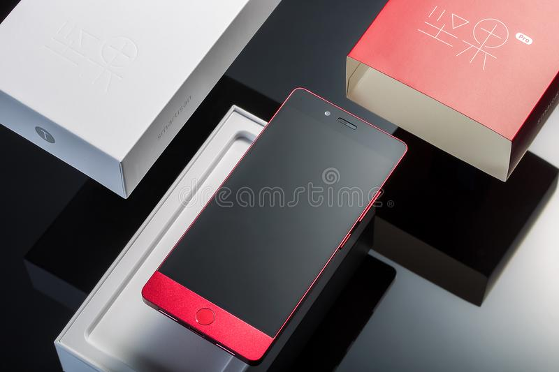 New Android mobile phone