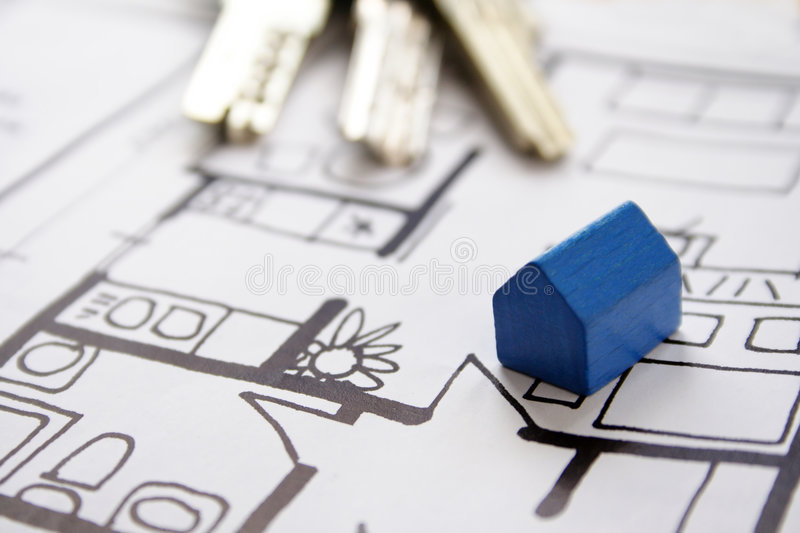 Download New apartment stock image. Image of house, place, property - 1306103