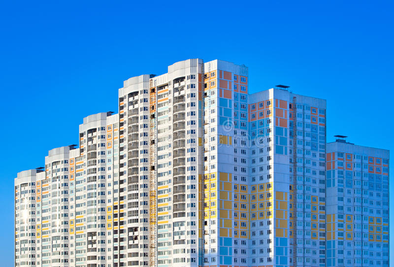 Download New Apartment Building Royalty Free Stock Photo - Image: 18467465