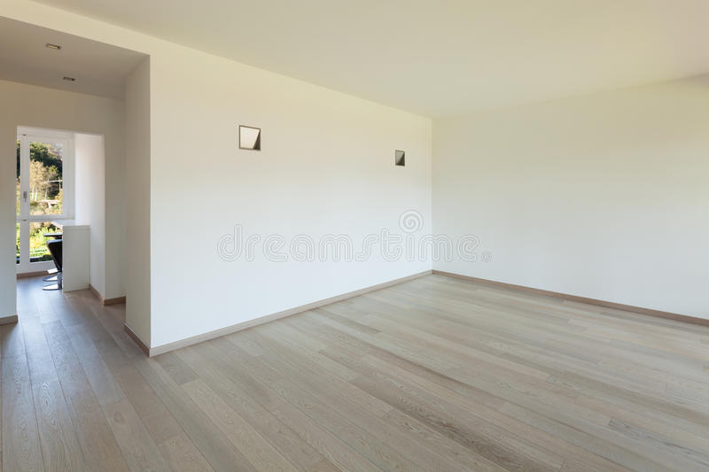 New apartment royalty free stock image