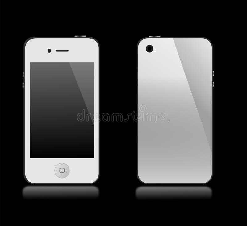 NEW APPLE IPHONE stock image