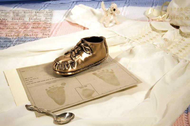 Download New Arrival stock image. Image of newborne, shoe, bonnet - 28456109