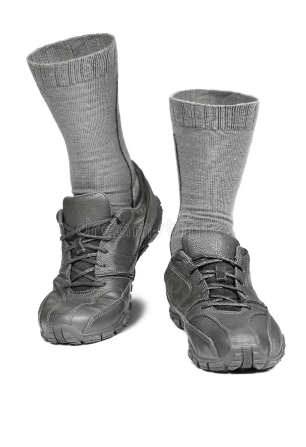 New Boots Royalty Free Stock Images