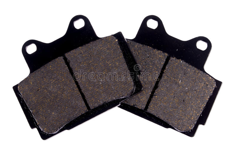 New Brake Pads Stock Photography