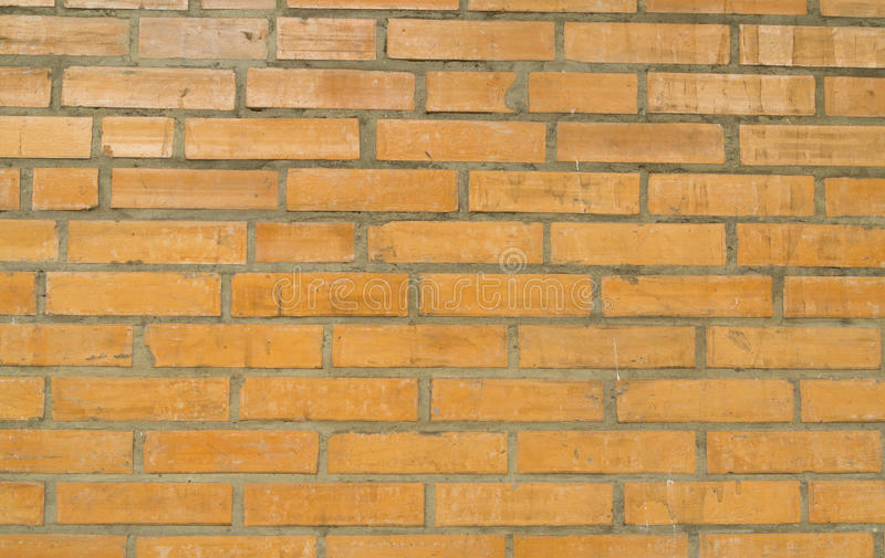New brick background at home royalty free stock photo