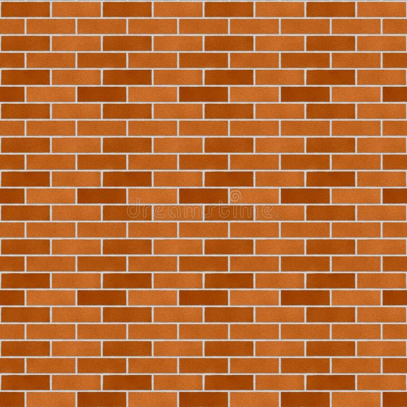 New brick wall royalty free illustration