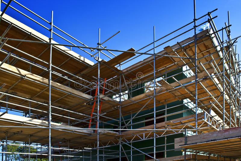 Download New Build House Stock Image - Image: 11361531