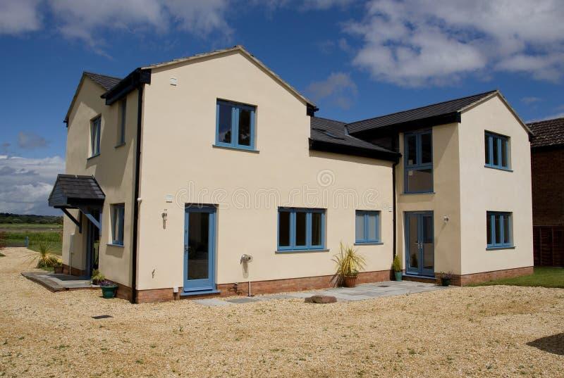 Download New Build Property Development Stock Photo - Image: 10092806