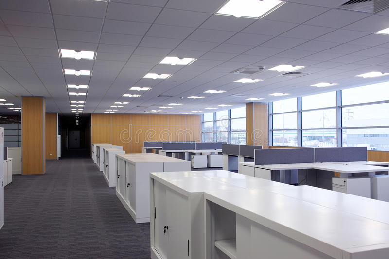 New business centre stock photography