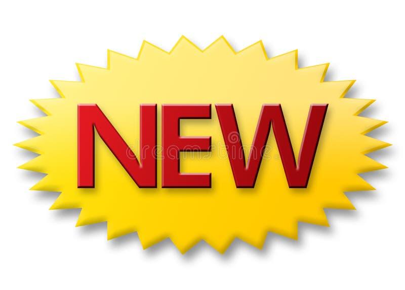 New Button Royalty Free Stock Photos