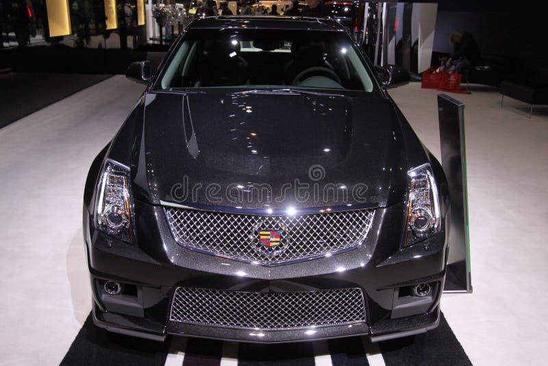 New Cadillac CTS-V Wagon Black Diamond