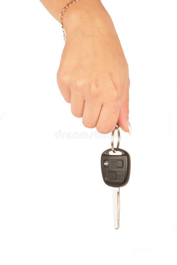 Free New Car Key Stock Photography - 5469372