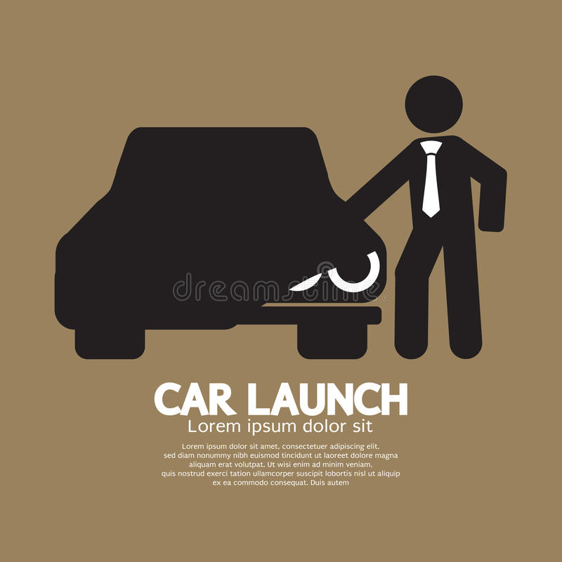 Free New Car Launch Stock Photography - 47569042