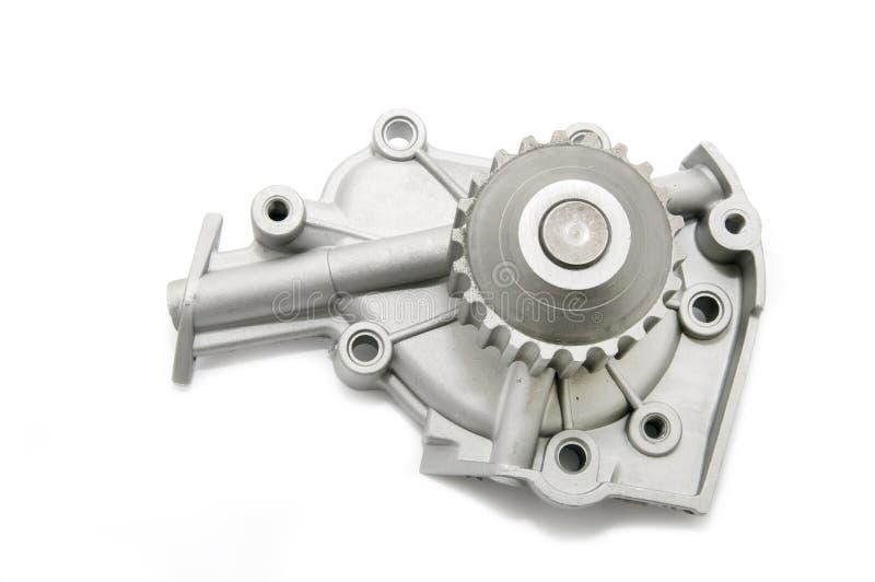 New car parts stock photo
