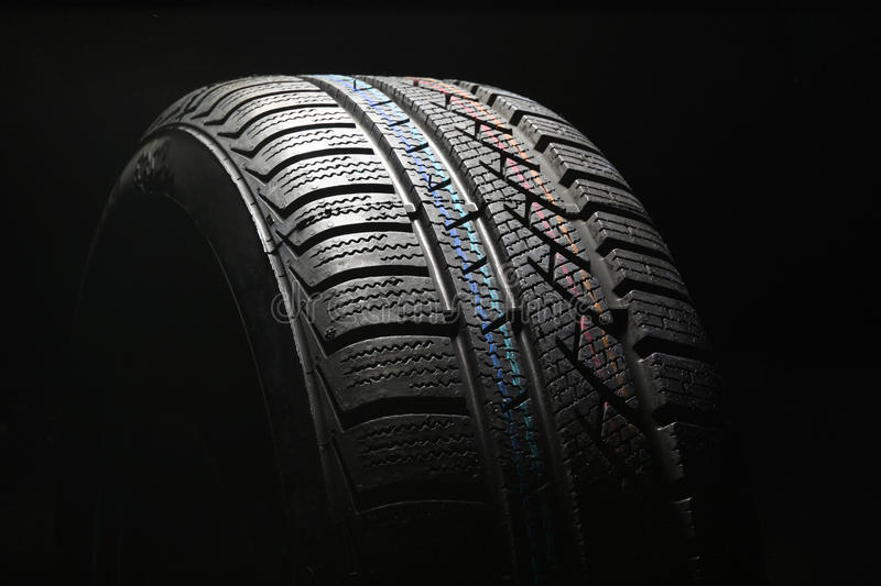Download New car tire close up stock photo. Image of detail, close - 11148832