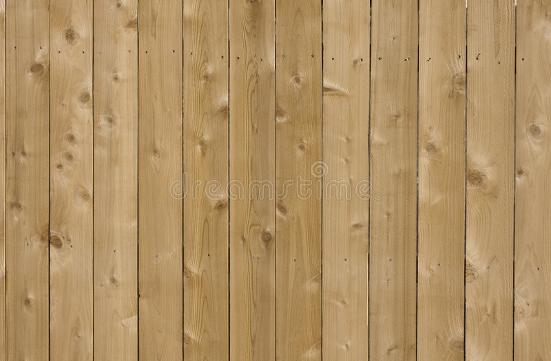 Download New Cedar Wood Fence Background Stock Image - Image: 4399341