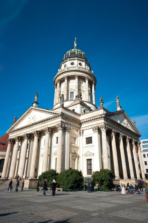 New Church in Berlin stock image