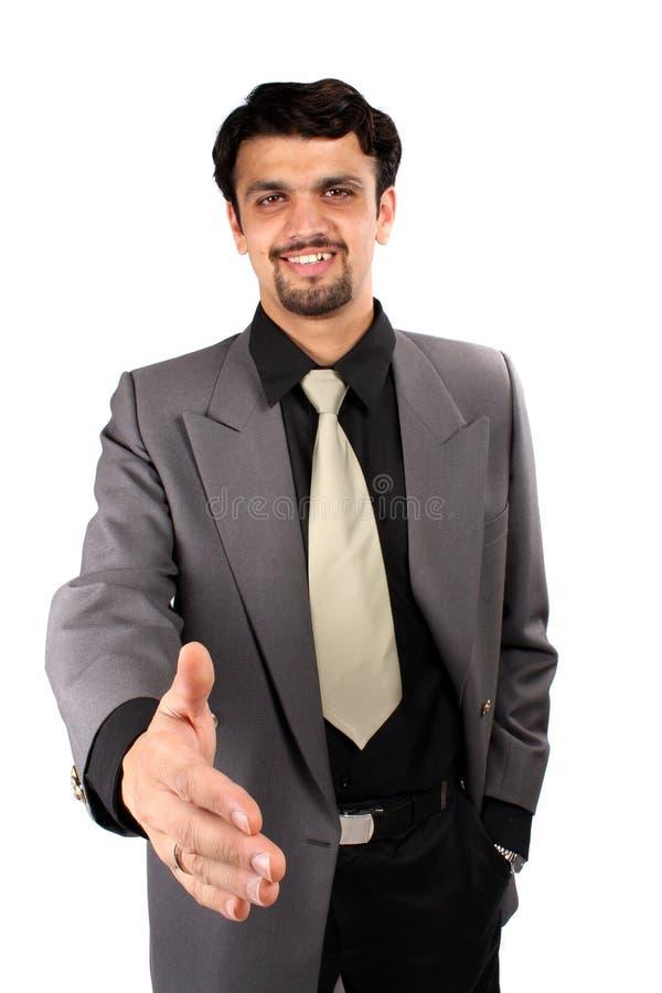 Download New Client stock image. Image of suit, client, businessman - 14173583