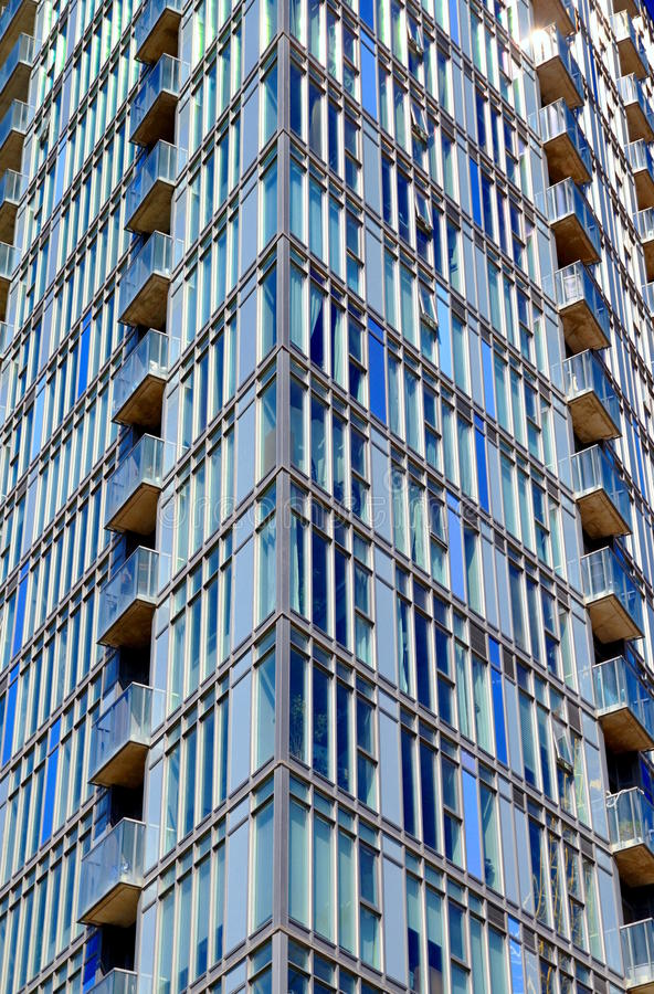Download New Condo Building stock image. Image of building, complex - 26843505