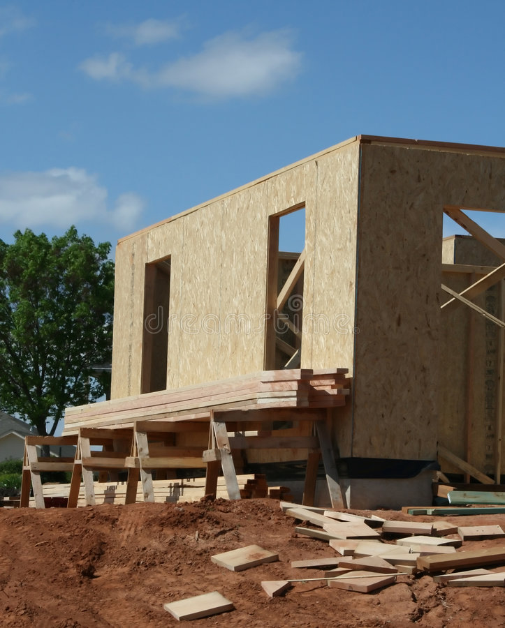 Download New Construction Royalty Free Stock Image - Image: 2318946