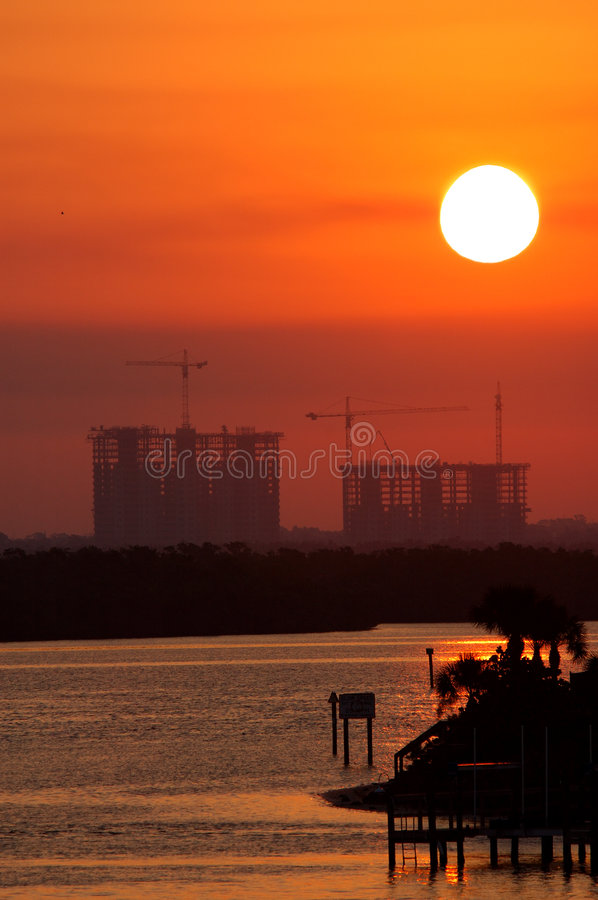 Free New Construction Royalty Free Stock Photography - 947367