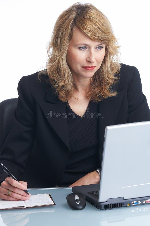 Download New contact stock image. Image of businesswoman, bureaucracy - 1411527