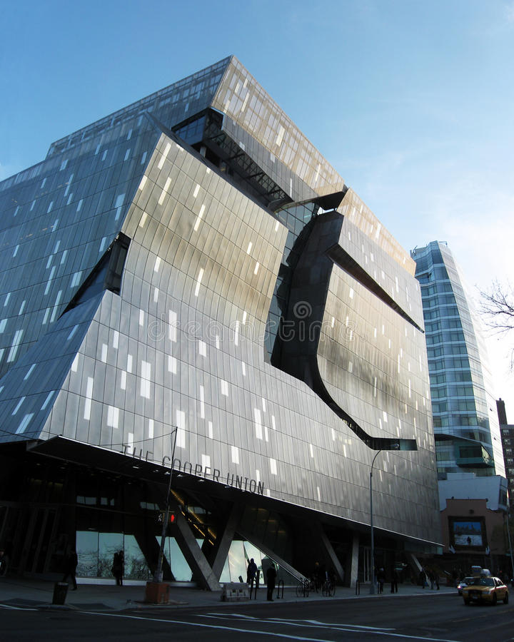 Download New Cooper Union Academic Building Editorial Image - Image: 24482235