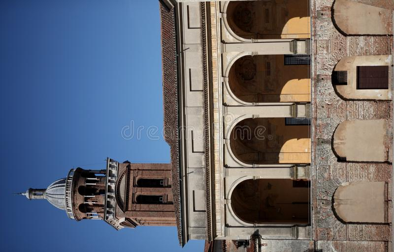Download New court, Mantua, Italy stock photo. Image of ducal - 10834946