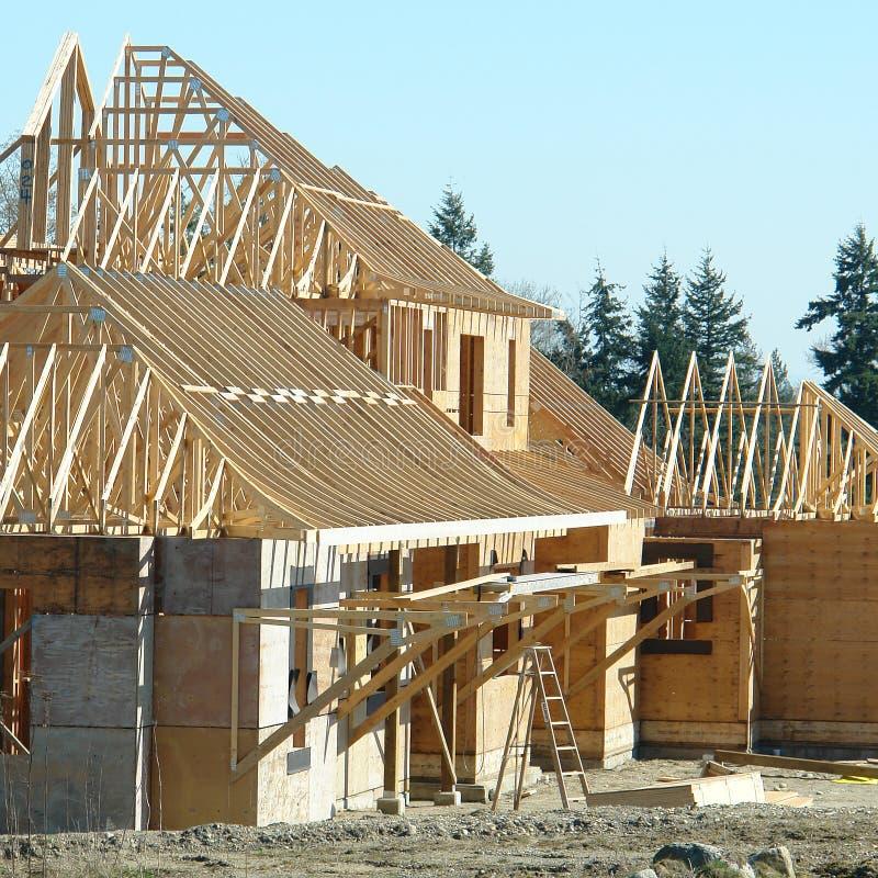 House Construction New Housing stock photos