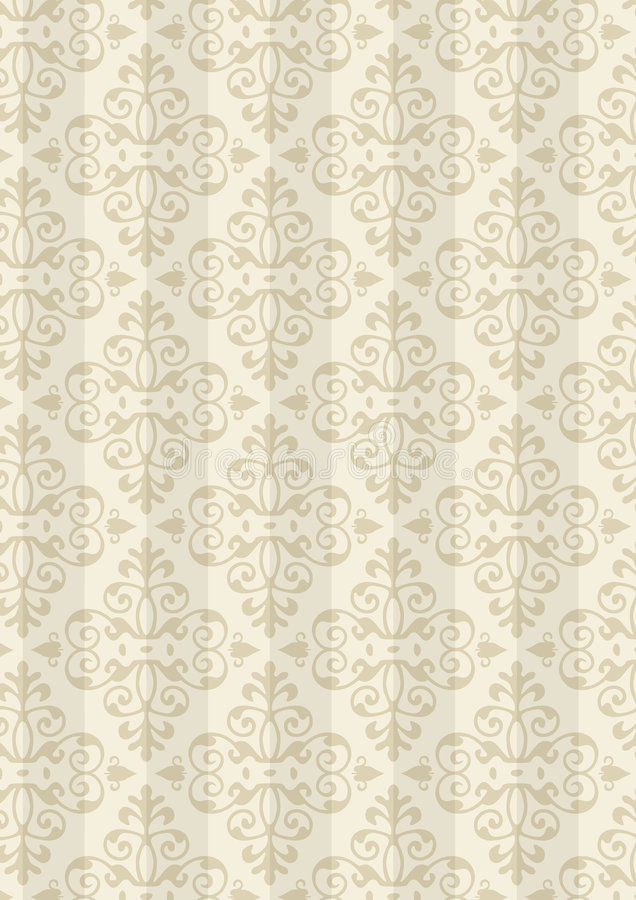 Download New Damask Style Pattern Royalty Free Stock Images - Image: 5632629
