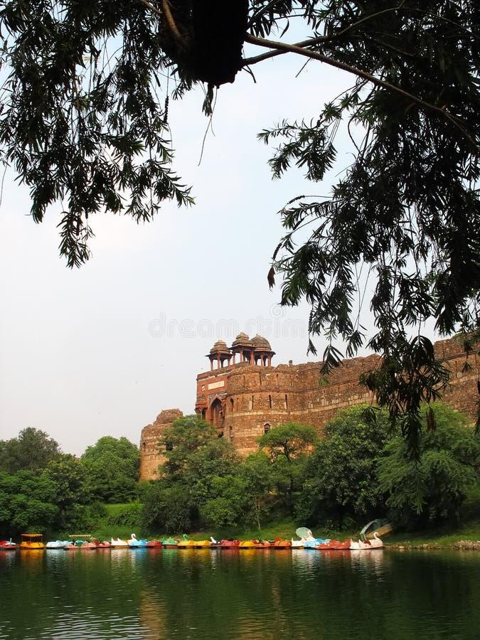 new delhi obrazy stock