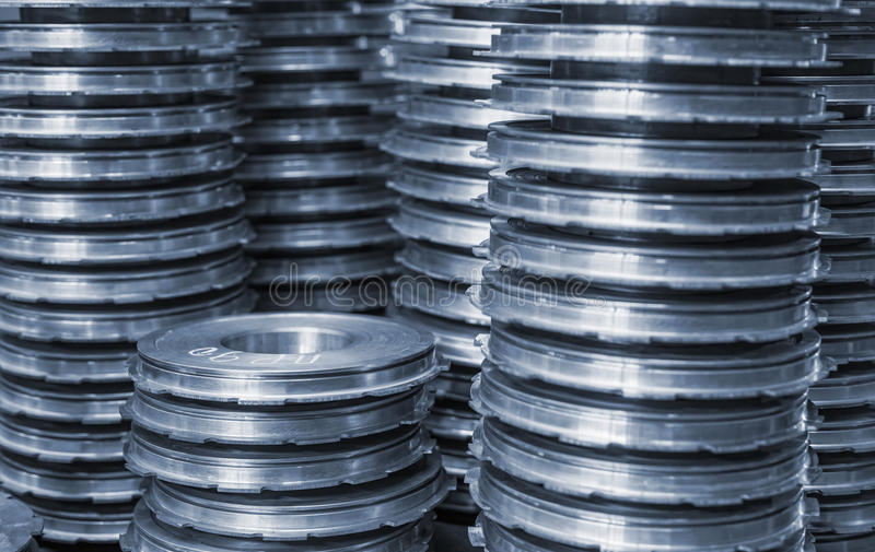 Download New Discs Stock Photography - Image: 25357952