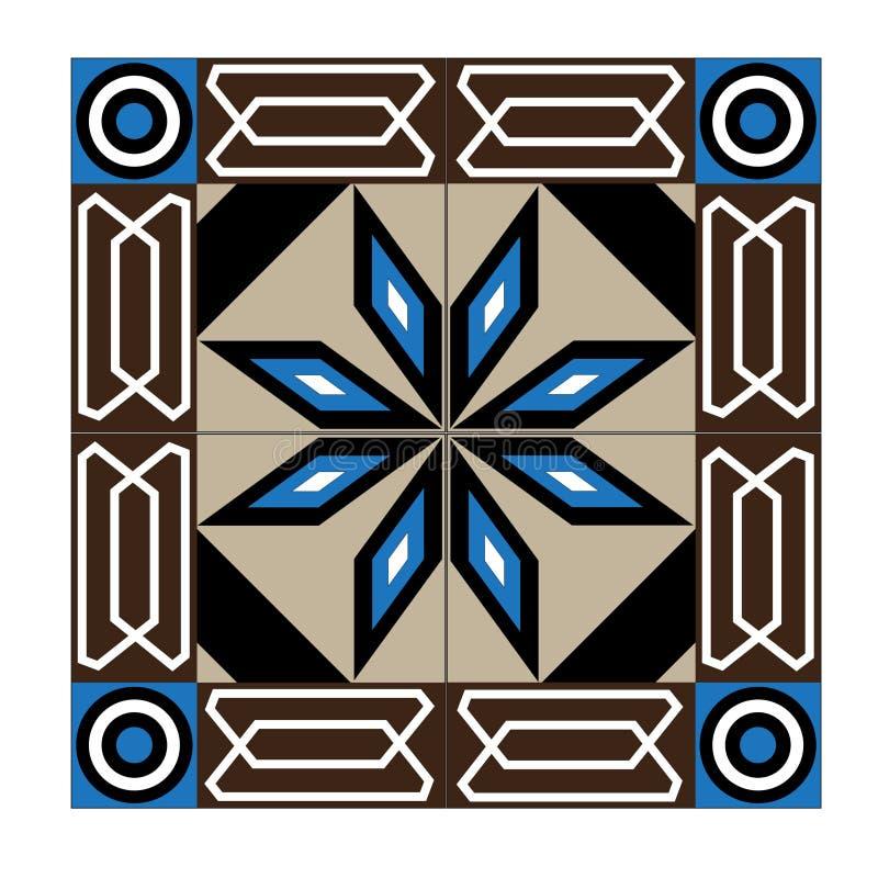 New doormat stock image