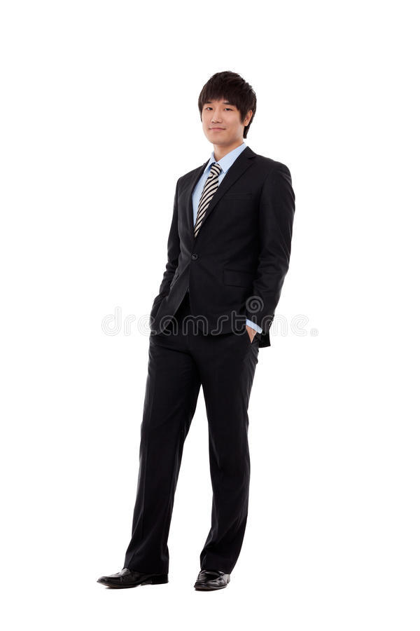 Download New Employee Business Young Man Stock Photo - Image: 24457430