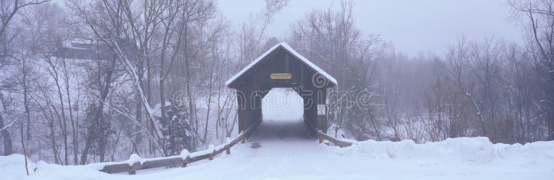 New England royaltyfri foto